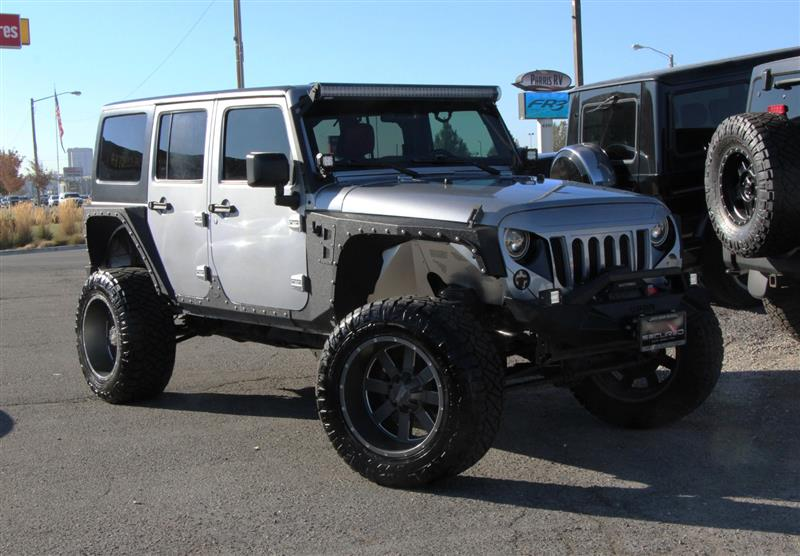 2016 JEEP WRANGLER UNLIMITED Sport
