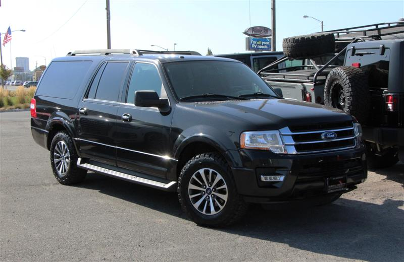 2015 FORD EXPEDITION EL XLT