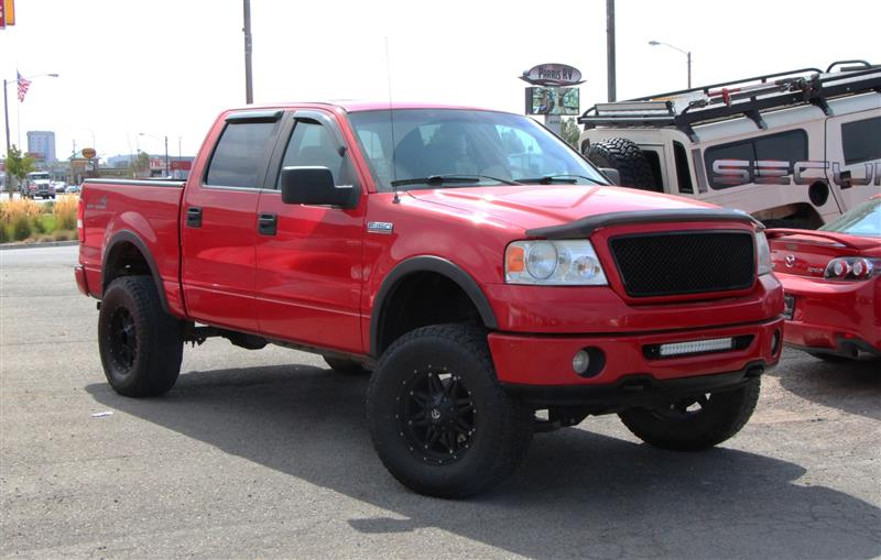 2007 FORD F-150 FX4 4X4 SUPERCREW