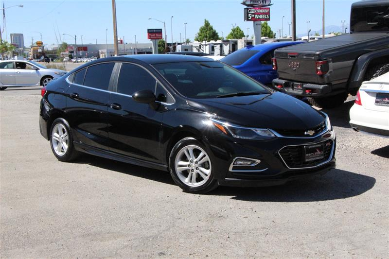 2018 CHEVROLET CRUZE LT w/RS Package