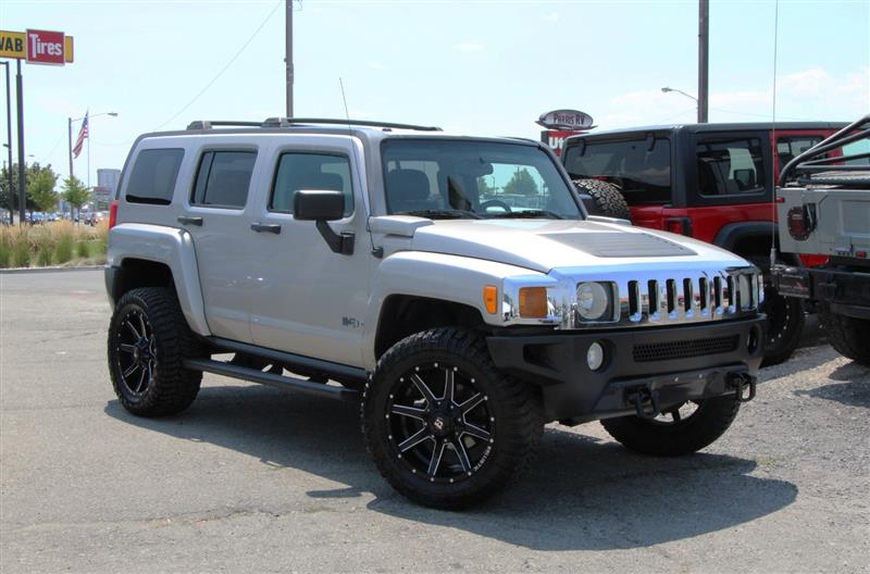 2006 HUMMER H3 SUV Luxury