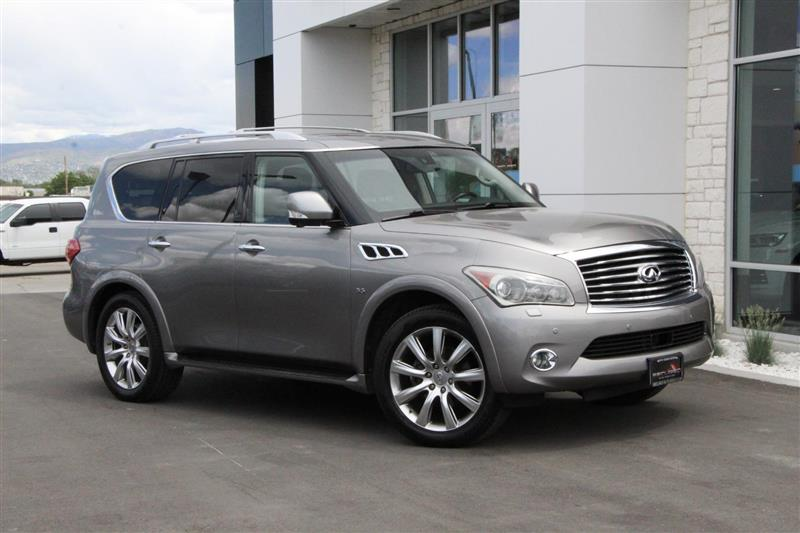 2014 INFINITI QX80 4WD w/ Technology Package