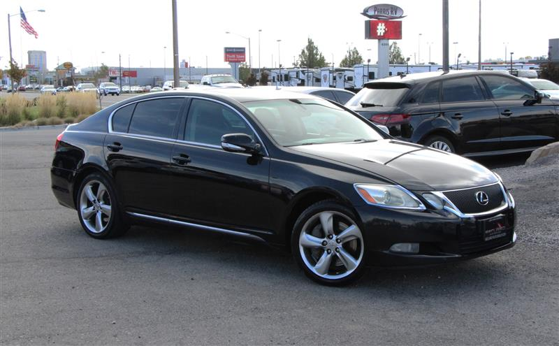 2008 LEXUS GS 350 with Navigation