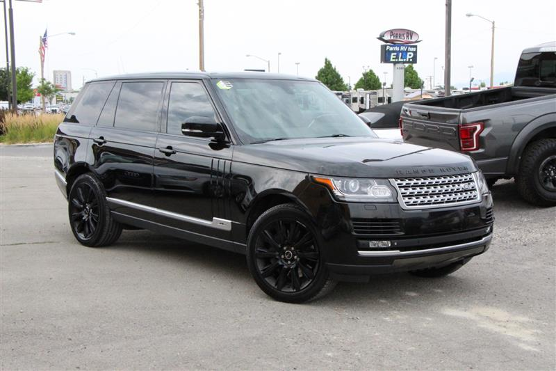 2014 LAND ROVER RANGE ROVER SUPERCHARGED 5.0L LWB