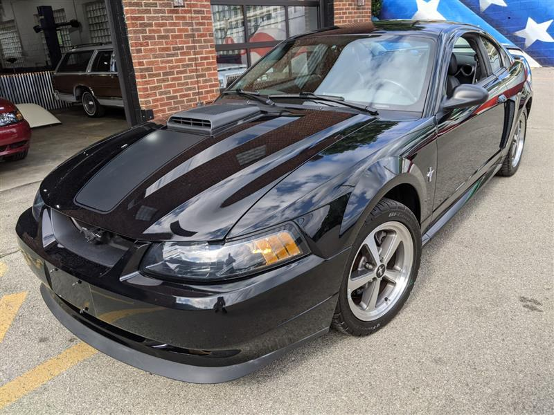 2003 FORD MUSTANG Premium Mach 1