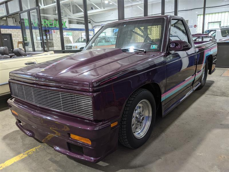 1984 CHEVROLET S-10 Tubbed--Caged--Drag Truck!