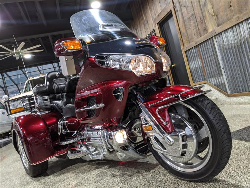 2005 HONDA Gold Wing 30TH Anniversary Trike