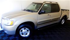 2001 FORD EXPLORER SPORT TRAC Limited