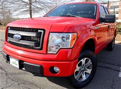 2013 FORD F-150 FX4 4X4 SUPERCAB