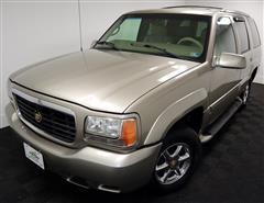 2000 CADILLAC ESCALADE AWD