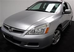 2006 HONDA ACCORD SDN EX