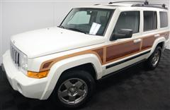 2007 JEEP COMMANDER Sport 4WD 3rd ROW SEATING