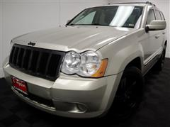 2008 JEEP GRAND CHEROKEE Limited 4WD Navigation