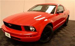 2008 FORD MUSTANG DELUXE SUPER LOW MILES