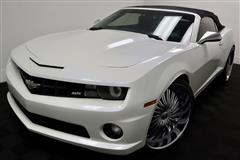 2013 CHEVROLET CAMARO 2SS WITH 24INCH WHEELS