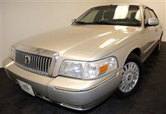 2008 MERCURY GRAND MARQUIS  LS Ultimate