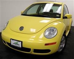 2007 VOLKSWAGEN NEW BEETLE COUPE Final Edition