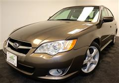 2008 SUBARU LEGACY (NATL) Ltd