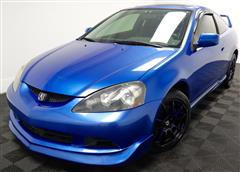 2004 ACURA RSX Type-S Leather