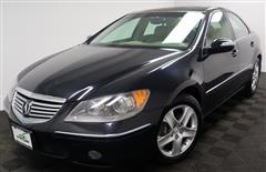 2006 ACURA RL SH-AWD WITH NAVIGATION