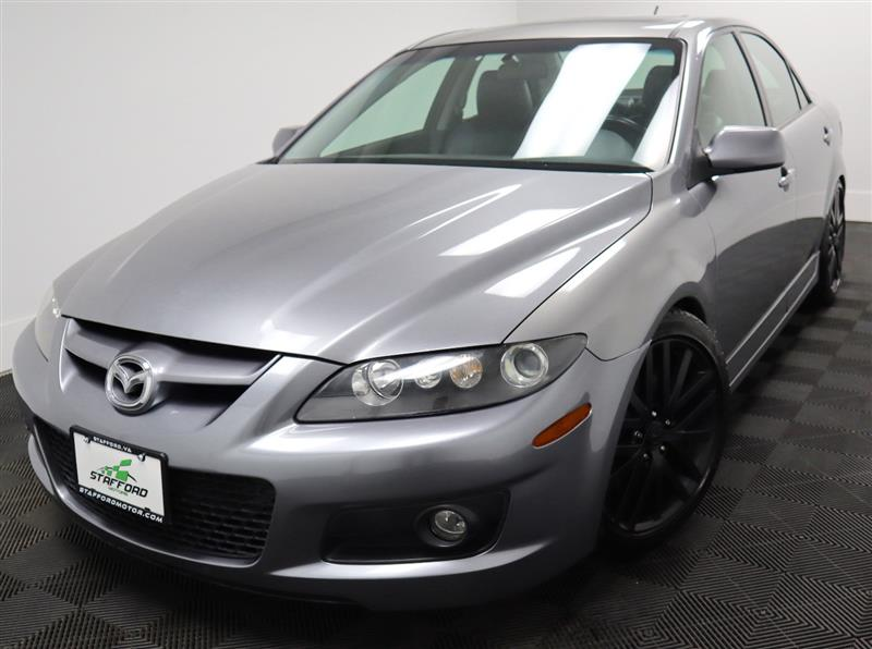 2006 MAZDA MAZDA6 Grand Touring Mazdaspeed
