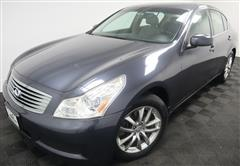 2008 INFINITI G35 Sedan X NAVIGATION AWD