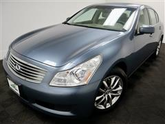 2007 INFINITI G35 Sedan G35 AWD WITH NAVIGATION
