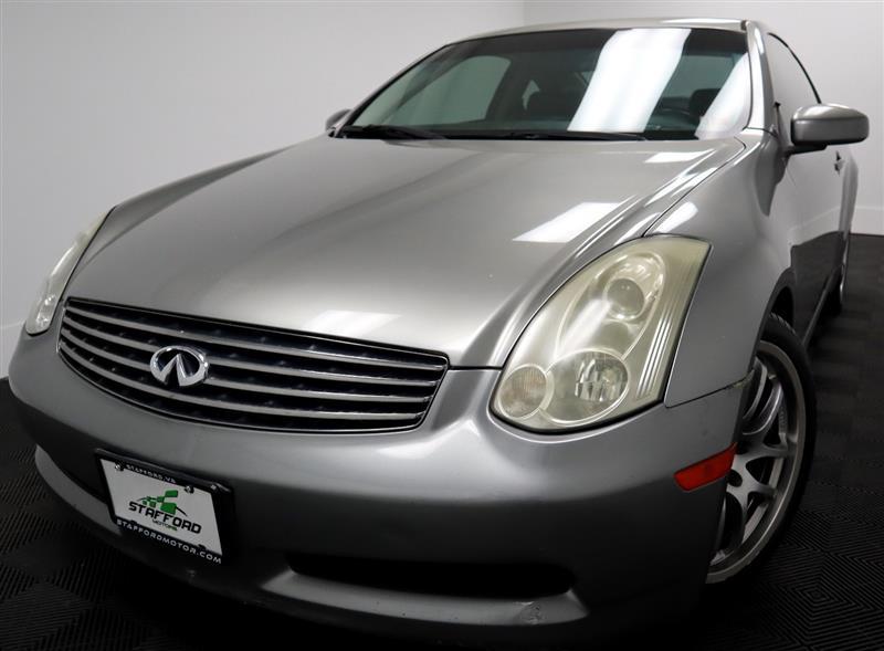 2006 INFINITI G35 COUPE Premium Pkg