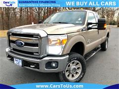 2011 FORD SUPER DUTY F-350 SRW 6.7 Powerstroke