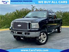 2006 FORD SUPER DUTY F-350 SRW Lariat SRW 4x4