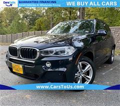 2014 BMW X5 X-Drive 35i M-Sport 3rd Row