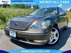 2005 LEXUS LS 430 FULLY LOADED