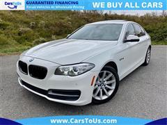 "2014 BMW 5 SERIES 535IA ""M"" SPORT"