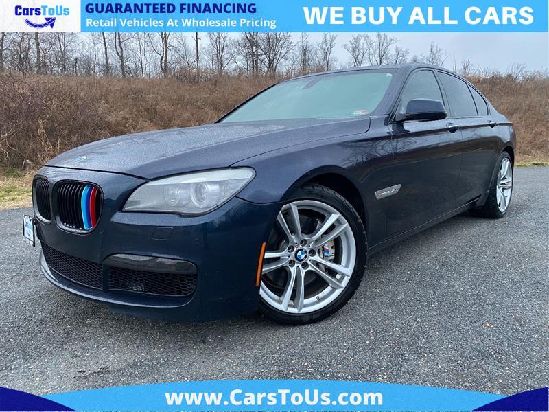 2012 BMW 7 SERIES 750i xDrive/ALPINA B7 SWB xDrive
