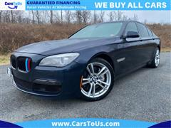 2012 BMW 7 SERIES 750i xDrive/ALPINA B7 SWB xDrive