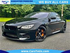 2015 BMW M6 Grand Coupe