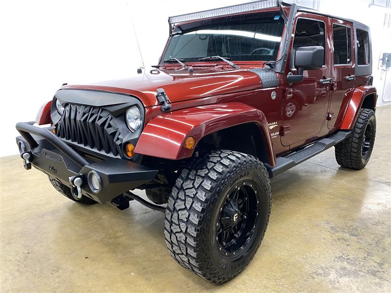 2008 JEEP WRANGLER UNLIMITED  Unlimited