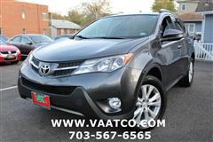 2013 TOYOTA RAV4 LIMITED AWD WITH NAVI