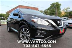 2015 NISSAN MURANO SL/ AWD 4X4 Limited Leather/Nav
