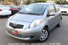 2008 TOYOTA YARIS Base; S