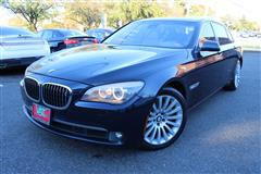 2011 BMW 7 SERIES 750Li xDrive/ALPINA B7 LWB xDrive