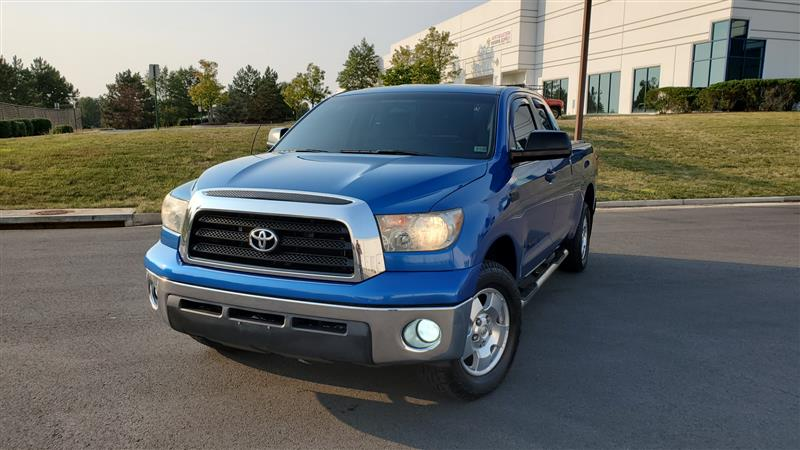2008 TOYOTA TUNDRA 2WD TRUCK DOUBLE CAB SR/SRS