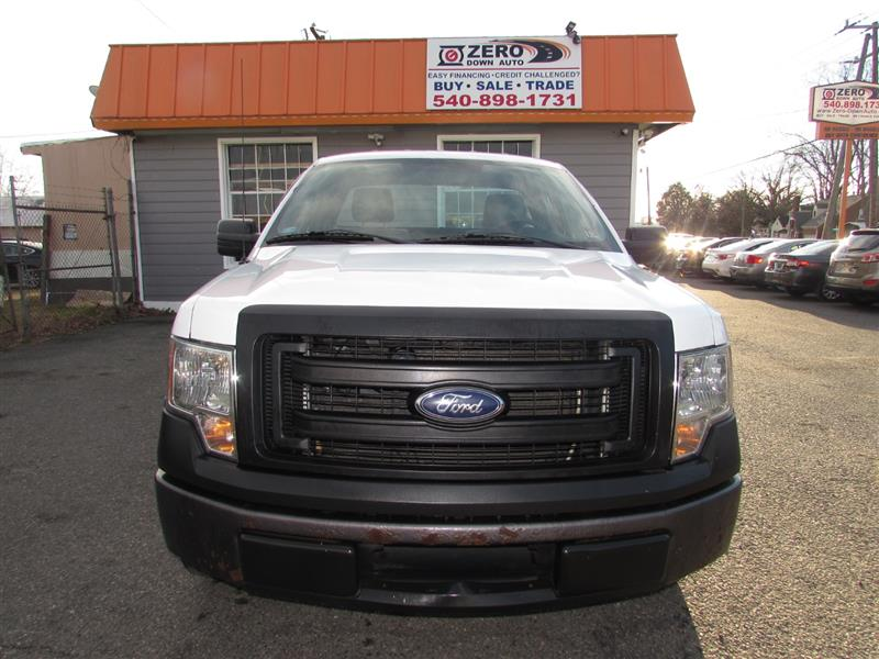 2013 FORD F-150 XL/STX/XLT