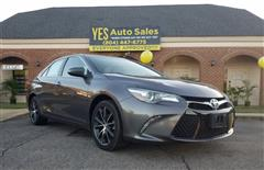 2016 TOYOTA CAMRY XLE/SE/LE/XSE/SE w/Special Edition Pkg
